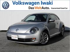 VW ザ・ビートル Design Leather Package 認定中古車