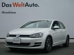 VW ゴルフハイライン DCC オートライト 茶レザー 認定中古車