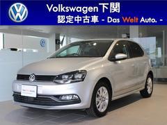 VW ポロTSIコンフォートラインアップグレードPKG ナビ ETC