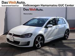 VW ゴルフGTIDCC 1オーナー 禁煙車 純正ナビ 認定中古車 ターボ