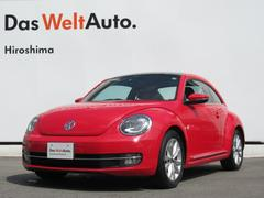 VW ザ・ビートルデザイン サンルーフ キセノンヘッドライト 認定中古車