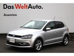 VW ポロTSIハイライン 純正ナビ 認定中古車