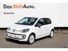 VW アップ!ホワイト アップ!限定モデル PNDナビ ETC