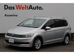 VW ゴルフトゥーランTSI コンフォートライン アップグレードPKG デモカー