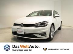 VW ゴルフTSIハイライン メーカー保証付 認定中古車