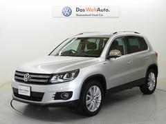 VW ティグアンLounge Volkswagen認定中古車 ナビTV
