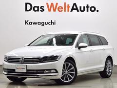VW パサートヴァリアントTDI Highline NAVI ETC BC