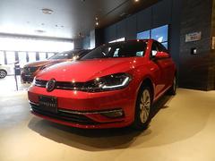 VW ゴルフコンフォート ACC LEDヘッドライト 認定中古車