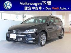 VW ゴルフヴァリアントRライン ナビ 地デジ DVD ETC ACC HIDライト