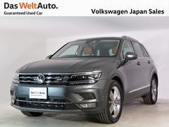 VW ティグアン全国150台限定 DYNAUDIOエディション禁煙1オーナー