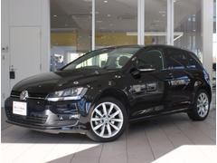 VW ゴルフTSI Highline BlueMotion Technology NAVI ETC RC