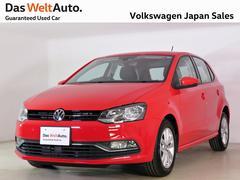 VW ポロTSIコンフォートラインマイスターキセノンACC1オーナ認定