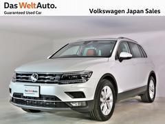 VW ティグアンハイライン フルレザーシート 純正ナビ LEDヘッドライト