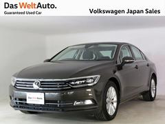 VW パサートTSI Comfortline LED ACC禁煙認定中古車