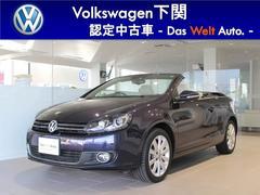 VW ゴルフカブリオレベースグレード ナビ ETC HID クルーズコントロール