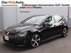 VW ゴルフGTIDCC 禁煙車 純正ナビ バックカメラ 認定中古車 ETC
