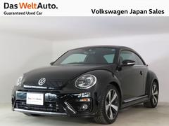 VW ザ・ビートル2.0 R−Line 716SDCW 元試乗車 認定中古車