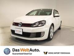 VW ゴルフGTI メーカー保証付 認定中古車