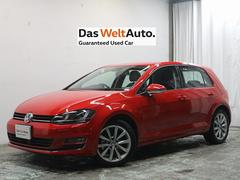 VW ゴルフ TSI Highline Leather