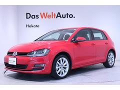 VW ゴルフTSI Highline BMT Discover Pro