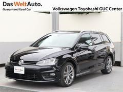 VW ゴルフヴァリアントR−Line地デジナビ・Bカメラ・リヤセンサー・追従クルコン