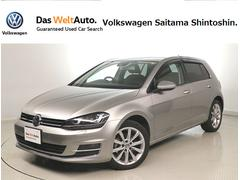 VW ゴルフTSI H/L BlueMotion Technology