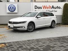 VW パサートヴァリアントTSI Highline