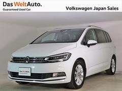 VW ゴルフトゥーランTSIハイライン LEDライト ACC 禁煙 VW認定中古車