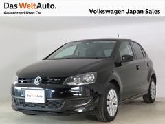 VW ポロコンフォート 禁煙使用 認定中古車