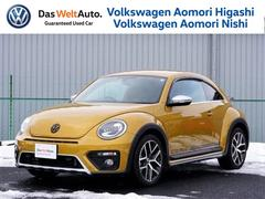VW ザ・ビートルDune ナビ バイキセノン ワンオーナー 認定中古車
