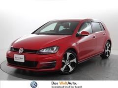 VW ゴルフGTIGTI ACC Navi DCC ワンオーナー ETC2.0
