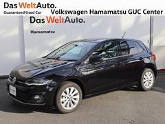 VW ポロハイライン SafetyPKG 純正ナビ バックカメラ