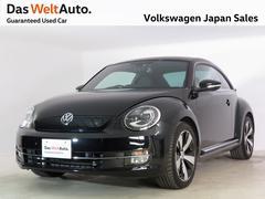 VW ザ・ビートルターボ キセノンライト18インチアルミワンオーナー認定中古車
