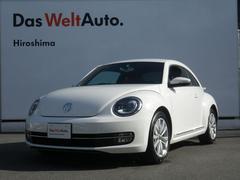 VW ザ・ビートルデザイン リアカメラ レザーシート ETC 認定中古車