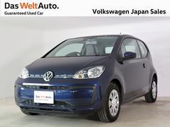 VW アップ!ムーブアップ!禁煙使用 ワンオーナー 認定中古車