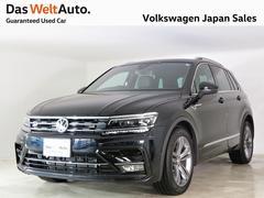 VW ティグアンTSI Rライン デジタルメーターデモカー使用車 認定中古車
