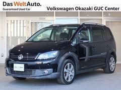 VW ゴルフトゥーランbase grade NAVI/ETC/カメラ