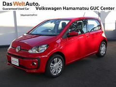 VW アップ!ハイアップ 禁煙車 認定中古車 ETC Bluetooth