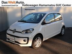 VW アップ!ハイアップ 登録済未使用車 認定中古車 Bluetooth