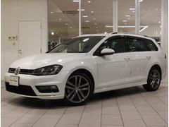 VW ゴルフヴァリアントR−Line NAVI ETC RC