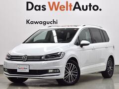 VW ゴルフトゥーランTSI Highline NAVI DCC PR