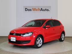 VW ポロTSI Comfortline BlueMotion Technology