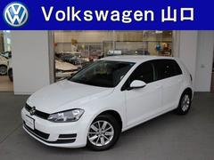 VW ゴルフトレンドライン ワンオーナー禁煙車 リヤカメラ 追突防止機能