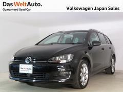 VW ゴルフヴァリアントTSI ハイライン ディスカバープロ キセノン 認定中古車