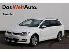 VW ゴルフヴァリアントTSI Highline BlueMotion Technology Navi ETC