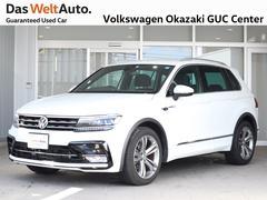VW ティグアンTSI R−Line歩行者検知機能付衝突軽減ブレーキ