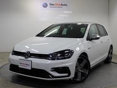VW ゴルフRR ワンオーナー レザーシート ナビTV スマートキー