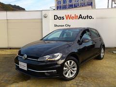 VW ゴルフTSIコンフォートライン ワンオーナー 認定中古車