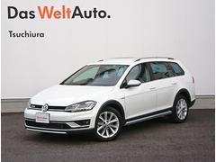 VW ゴルフオールトラックTSI 4MOTION Demo Car