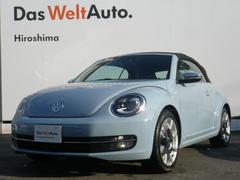 VW ザ・ビートル・カブリオレキセノンヘッドライト オートライト ETC 認定中古車